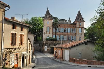 Giroussens - Château de Belbèze