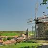 Lautrec et son moulin à vent