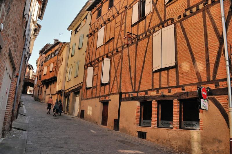 Albi - Rue de la Grand Côte