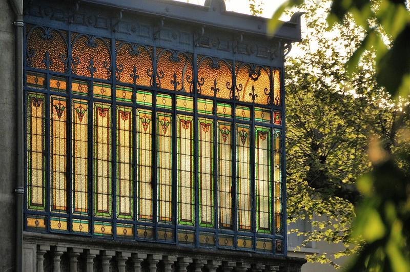 Rabastens - Un petit air Art nouveau