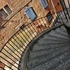 Albi - Escalier de Veyre