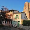 Albi - Place Savène et cathédrale Sainte-Cécile