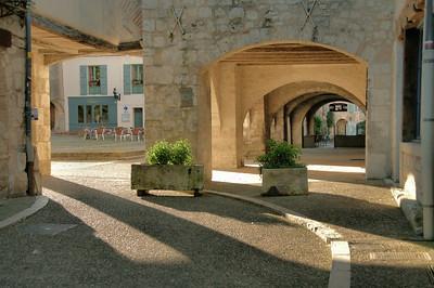 Lauzerte - Rue de l'Eveillé