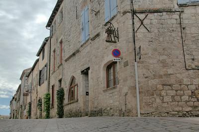 Lauzerte - Rue de la Mairie