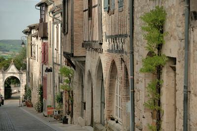 Lauzerte - Grand Rue