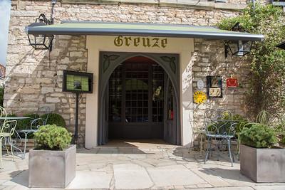 Restaurant Greuze, Tournus.