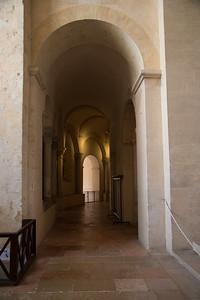 Abbaye de Saint-Philibert, Tournus.