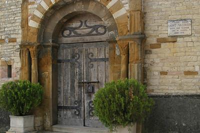 L'Église Saint-Valerien, Tournus
