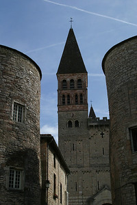 Abbaye Saint-Philibert de Tournus