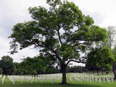 Lorraine WWII Cemetery St Avold France 04