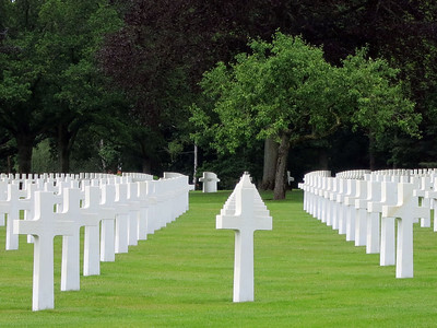 Lorraine WWII Cemetery St Avold France 02
