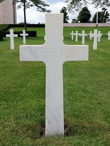 Lorraine WWII Cemetery St Avold France 08