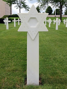 Lorraine WWII Cemetery St Avold France 07