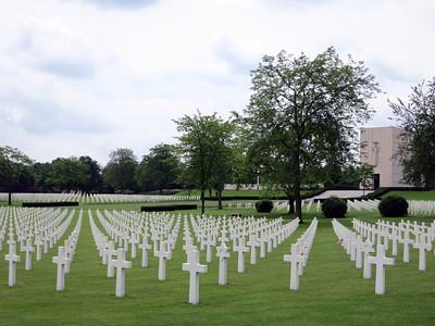 Lorraine WWII Cemetery St Avold France 06