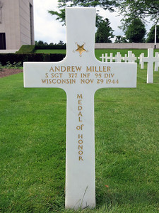 Lorraine WWII Cemetery St Avold France 05