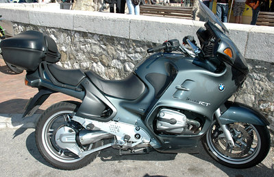 Provence Cassis BMW R1150 RT