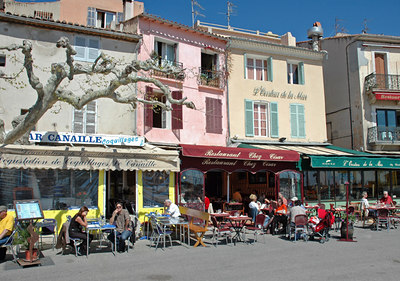Provence Cassis 09