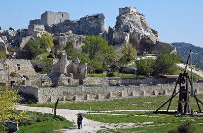 Provence Les Baux de Provence 02