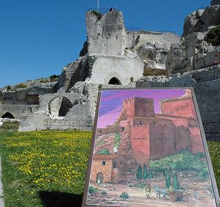 Provence Les Baux de Provence 11