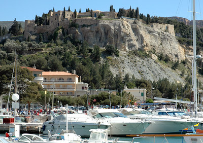 Provence Cassis 08