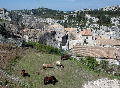 Provence Les Baux de Provence 06