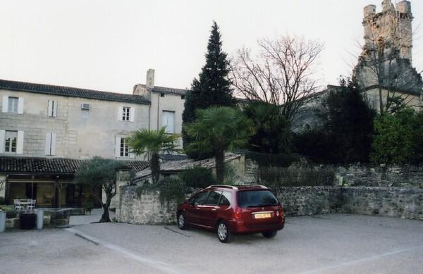 St  Emilion Le Logis des Remparts 02