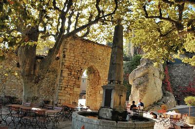 Seillans - Porte Sarrasine
