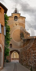 Roussillon Alpes De Haute Provence France Mountain Village Outlook Modern Art Prints - 016612 - 25-05-2014 - 7038x13969 Pixel
