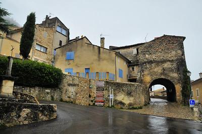 Séguret - Portail Reynier
