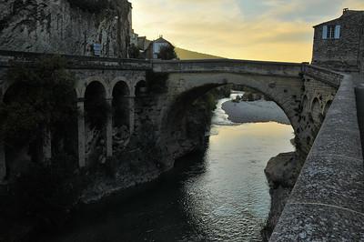 Vaison-la-Romaine - Le pont romain