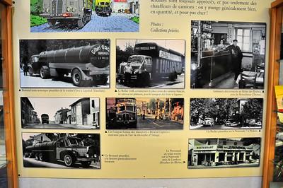 Piolenc - Musée Mémoire de la Nationale 7 - La vie des routiers