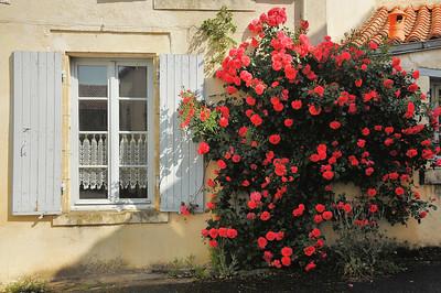 Vouvant - Rue basse des Remparts