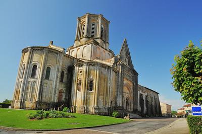 Vouvant - Eglise Notre-Dame