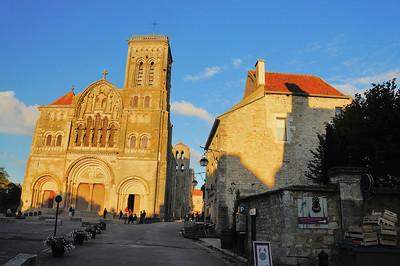 Vézelay - Basilique Sainte-Marie-Madeleine