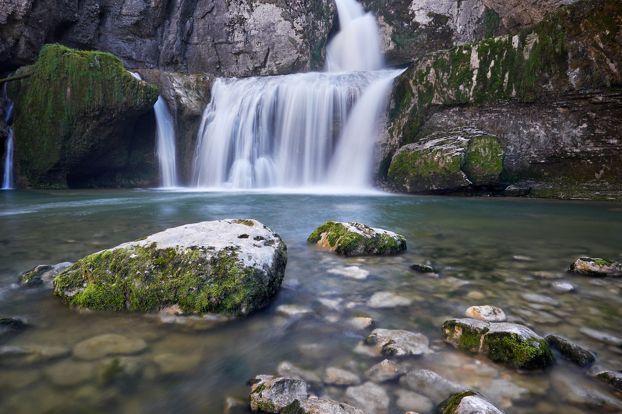 Waterfall of Billaude - Jura