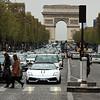 Avenue des Champs-Élysées, Paris, France