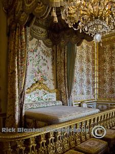 Bed Chamber of Marie Antoinette
