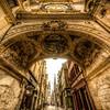 Arch in Rouen