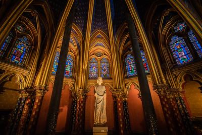 The Saint Chappelle