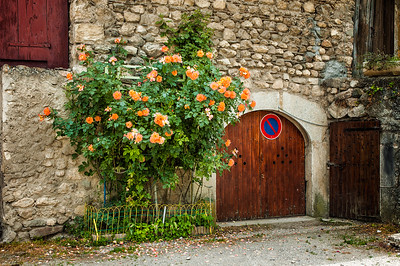 Richards___Doorway Southern France