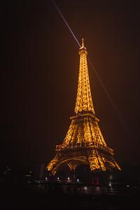 Eiffel Glow