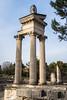 Glanum: Relic of the Twin temple