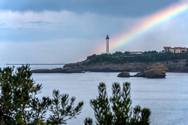 Lighthouse of Biarritz (est. 1834)