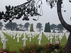 World War II American Cemetery.  Colleville-sur Mer, Normandy, France.