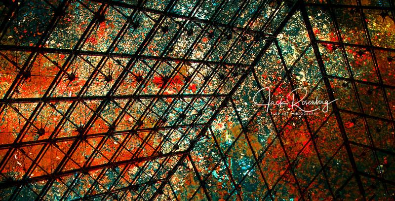 """Paris 2019 - A Pyramidal View Of The Universe"""