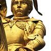 Joan of Arc, Place des Pyramides, Paris, France