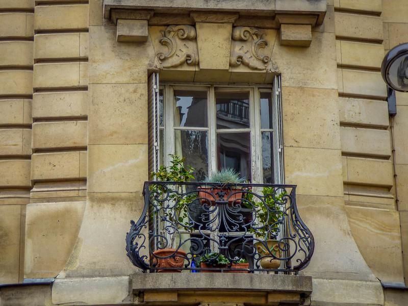 window - Paris, France