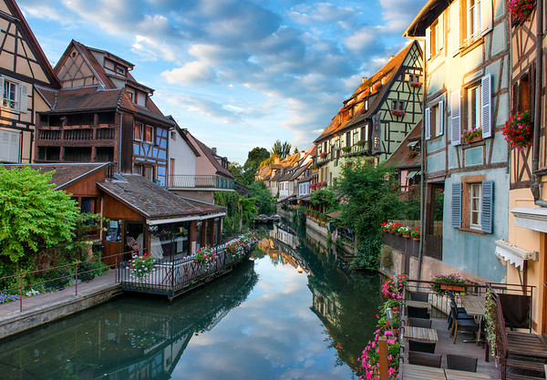 Colmar Colours