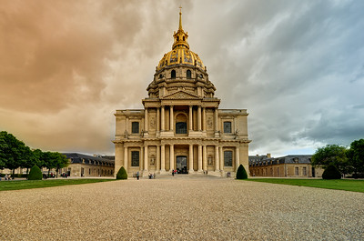 Chapel of Saint Louis des Invalides, Paris, France