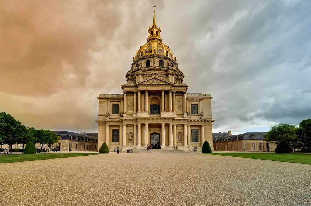 Chapel of Saint Louis des Invalides, Paris, France
